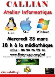 linux mars 2016